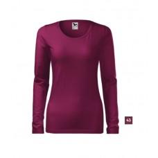 Long sleeve shirt for Women art.139 XS-2XL elastane