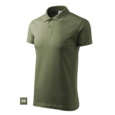 Mens single jersey polo shirt 202 S-3XL 100CO