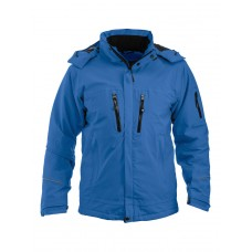 Softshell winterjacket M Sanders S-2XL