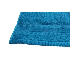 Terry towel Lux Supersoft 45x80cm 450g/m² blue