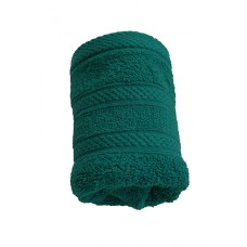 Terry towel Lux Supersoft 30x50cm 450g/m² petrol