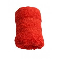 Terry towel Lux Supersoft 30x50cm 450g/m² orange