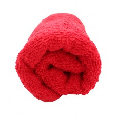 Terry towel Basic 30x50cm red