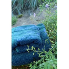 Terry towel Lux Supersoft 70x140cm 450g/m² petrol
