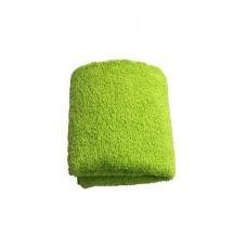 Terry towel Basic 400gsm 30x50cm lime green