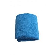 Terry towel Basic 400gsm 30x50cm light blue