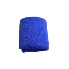 Terry towel Basic 400gsm 30x50cm royal blue