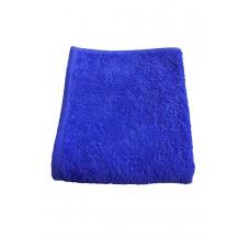 Terry towel Basic 400gsm 45x80cm royal blue