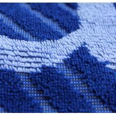 Logotowel 500gsm 70x140cm multicolour jacquard 100% cotton