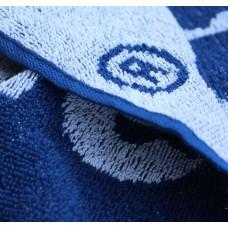 Logotowel 400gsm 50x90cm multicolour 100% cotton
