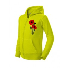 Hooded sweatshirt for kids Moonid 122cm-158cm