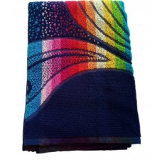 Terry towel Laine 70x140cm rainbow colours