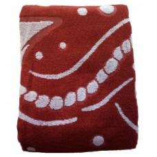 Froteerätik Ankur köiega 100x150 cm punane