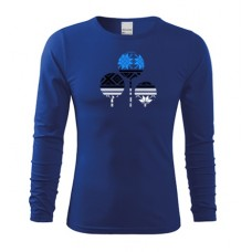 Long sleeve shirt for Men Trio S-2XL
