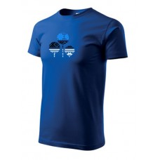 T-shirt for Men Trio S-2XL