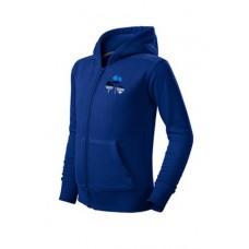Hooded sweatshirt for kids Trio 122cm-158cm