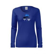 Long sleeve shirt for Women Trio XS-2XL
