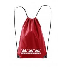 Gym sac Sära 45x34cm with pocket