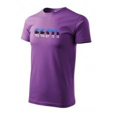 T-shirt for Men Eesti S-2XL