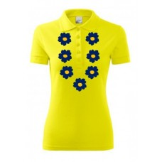 Polo shirt for Women Pidu XS-2XL