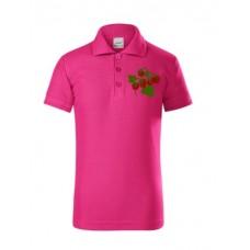 Polo shirt for Kids Maasikad 110cm-158cm