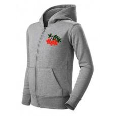 Hooded sweatshirt for kids Pihlakad 122cm-158cm