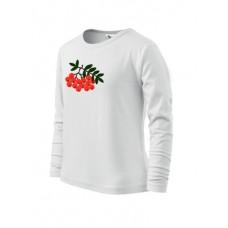 Long sleeve shirt for kids Pihlakad 110cm-158cm