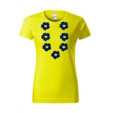 T-shirt for Women Pidu XS-2XL