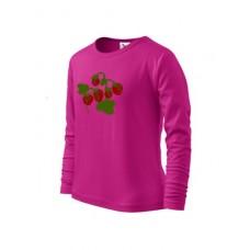 Long sleeve shirt for kids Maasikad 110cm-158cm