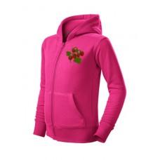 Hooded sweatshirt for kids Maasikad 122cm-158cm