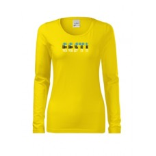 Long sleeve shirt for Women Eesti XS-2XL