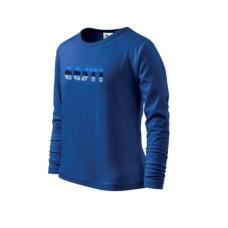 Long sleeve shirt for kids Eesti 110cm-158cm