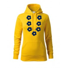 Hooded sweatshirt for Women Pidu XS-2XL
