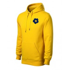 Hooded sweatshirt for Men Pidu S-2XL