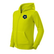 Hooded sweatshirt for kids Pidu 122cm-158cm