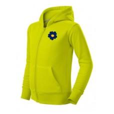 Hooded sweatshirt for kids Pidu 122cm-158cm