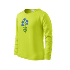Long sleeve shirt for kids Kellukad 110cm-158cm