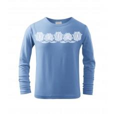 Long sleeve shirt for kids Rukkilill 110cm-158cm