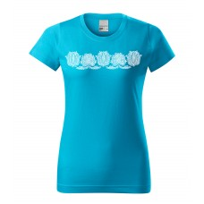 T-shirt for Women Liilia XS-2XL