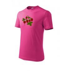 Kids T-shirt Maasikad 110cm-158cm