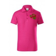 Polo shirt for Kids Maasikad 110cm-158cm