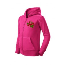 Hooded sweatshirt for kids Maasikad 122cm-158cm