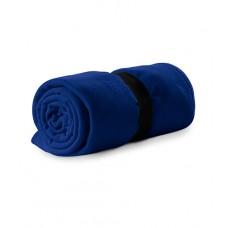 Polar fleece 120x150cm 200g/m² royal blue