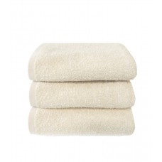 Terry towel Basic 400gsm 50x90cm creme
