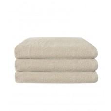 Terry towel Basic 400gsm 90x190cm creme