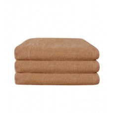 Terry towel Basic 400gsm 90x190cm beige