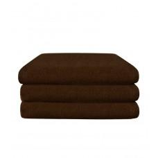 Terry towel Basic 400gsm 90x190cm brown