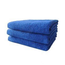 Terry towel Basic 400gsm 90x150cm royal blue