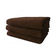 Terry towel Basic 400gsm 90x150cm brown
