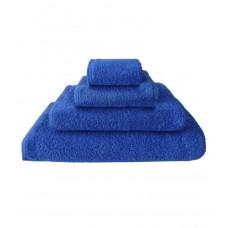 Terry towel Basic 400gsm 70x130cm royal blue